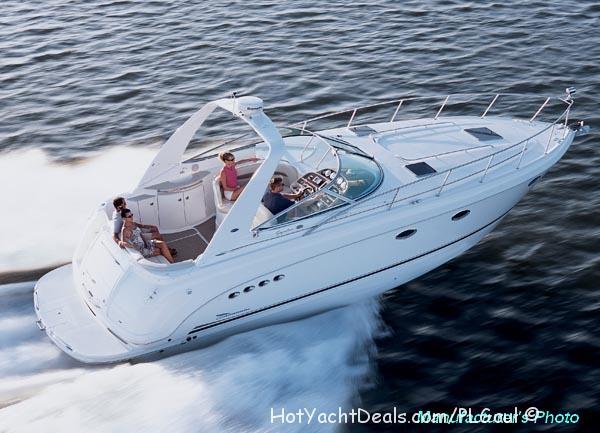 2005 Chaparral 350 Signature Beautiful Express Cruiser! $155,000.00