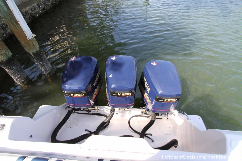 2002 Used Intrepid 366 Bushwacker $110,000.00