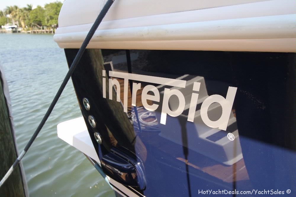 2002 Used Intrepid 366 Bushwacker $110,000.00