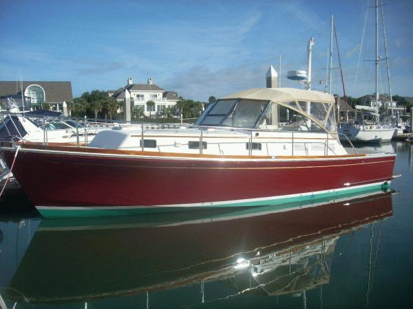 1998 Grand Banks 38 Eastbay For Sale in Charleston, SC for $249000.00 - From ...